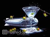 Martini Training Artist Proof image