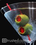 Classic Martini Mixed Media Unique image