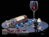 Nervous Grapes 502 Artist Proof image