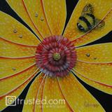 Flower Bumble Bee Original image