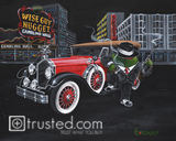Wise Guy Gallery Proof image