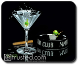 Martini Club Mouse Pad image