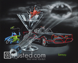 Bat-tini Godard Edition image