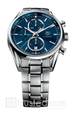 TAG Heuer CARRERA Calibre 1887 Chronograph Blue Steel image
