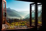 Window to Shangri-La, China, 2013 image